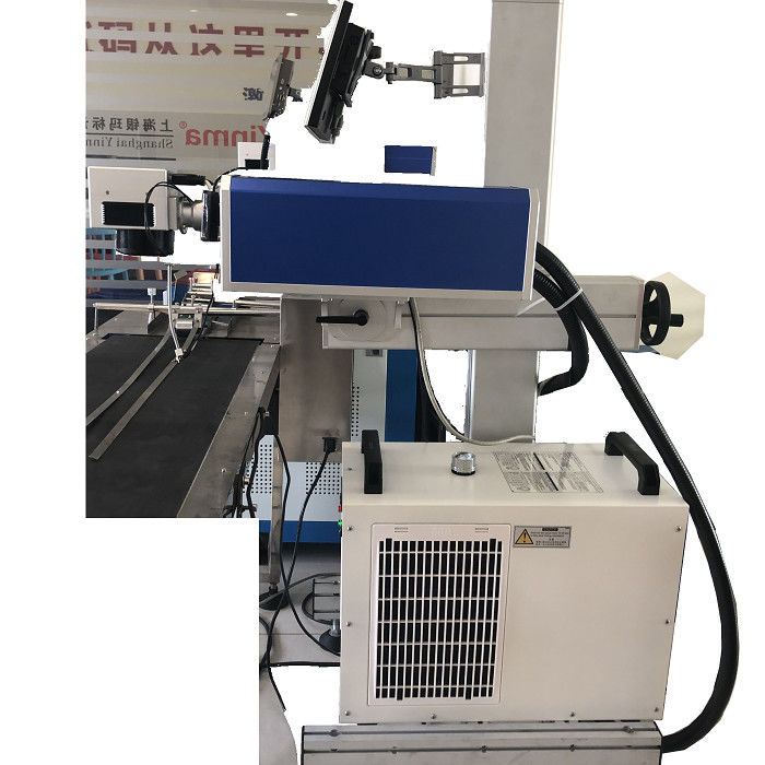 5W Desktop UV Laser Marking Machine With Fine Marking Effect 355 nm